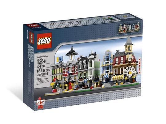 LEGO® 10230 - Mini modulars  753c23761d