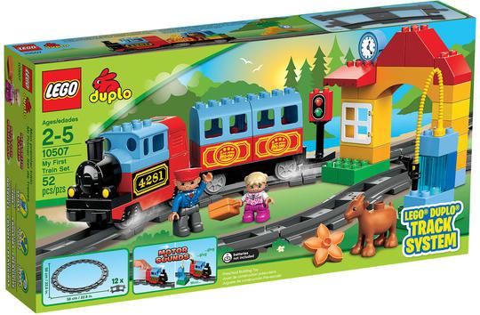 10507 Első vasútkészletem | Lego DUPLO®