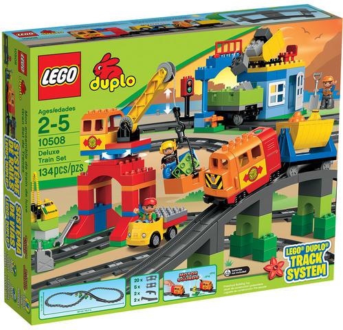 10508 Deluxe vasútkészlet   Lego DUPLO®