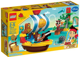 Jake's Pirate Ship Bucky