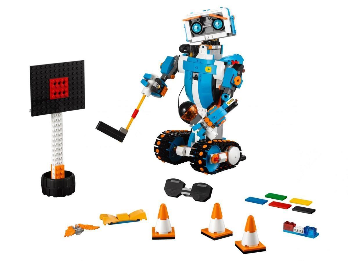 egy pénzt kereső robot)