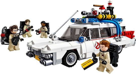 Ghostbusters Ecto