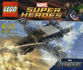 Quinjet polybag