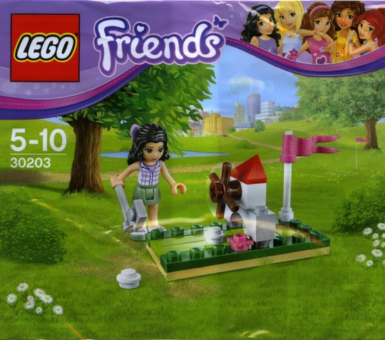 Lego 30203 Mini Golf Kockashop