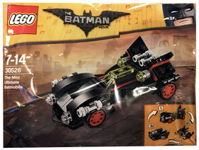 The Mini Ultimate Batmobile polybag