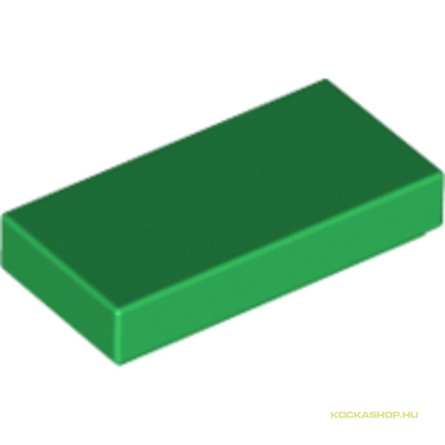 Zöld 1X2 Csempe  Kockashop