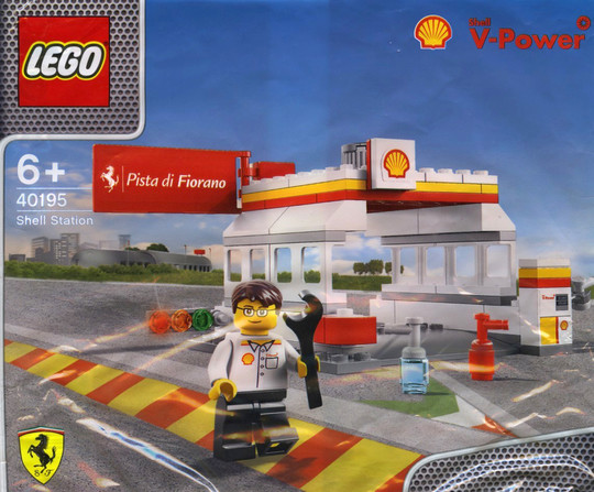 Shell Station Polybag