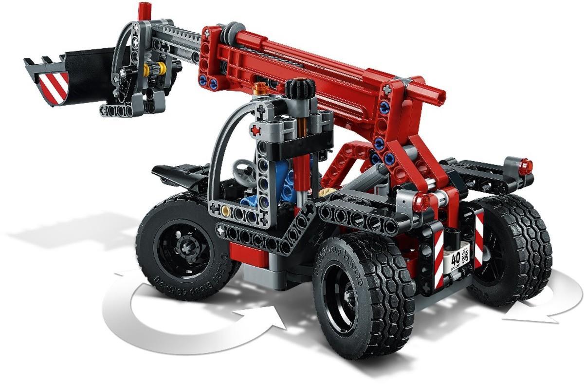 lego technic teleszk pos markol g p lego 42061 kockashop. Black Bedroom Furniture Sets. Home Design Ideas