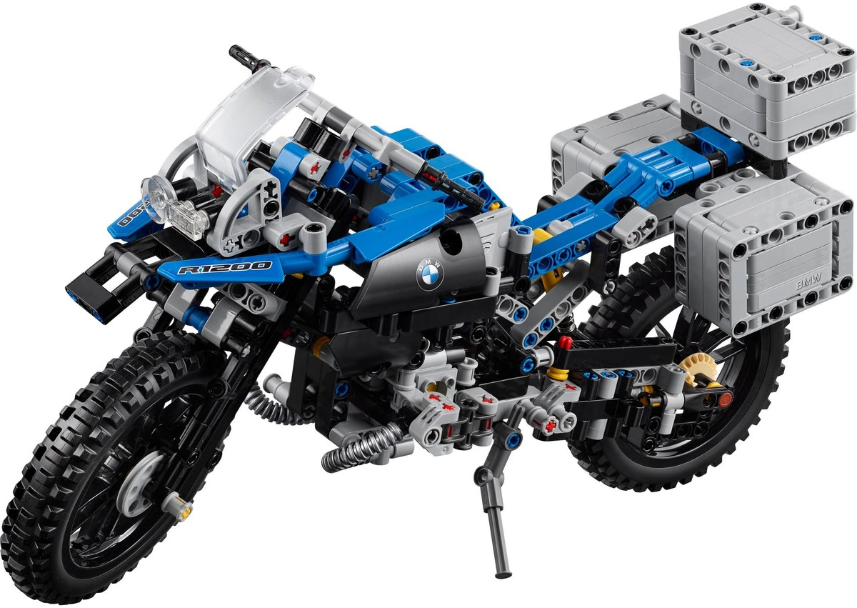 lego technic bmw r 1200 gs adventure lego 42063 kockashop. Black Bedroom Furniture Sets. Home Design Ideas