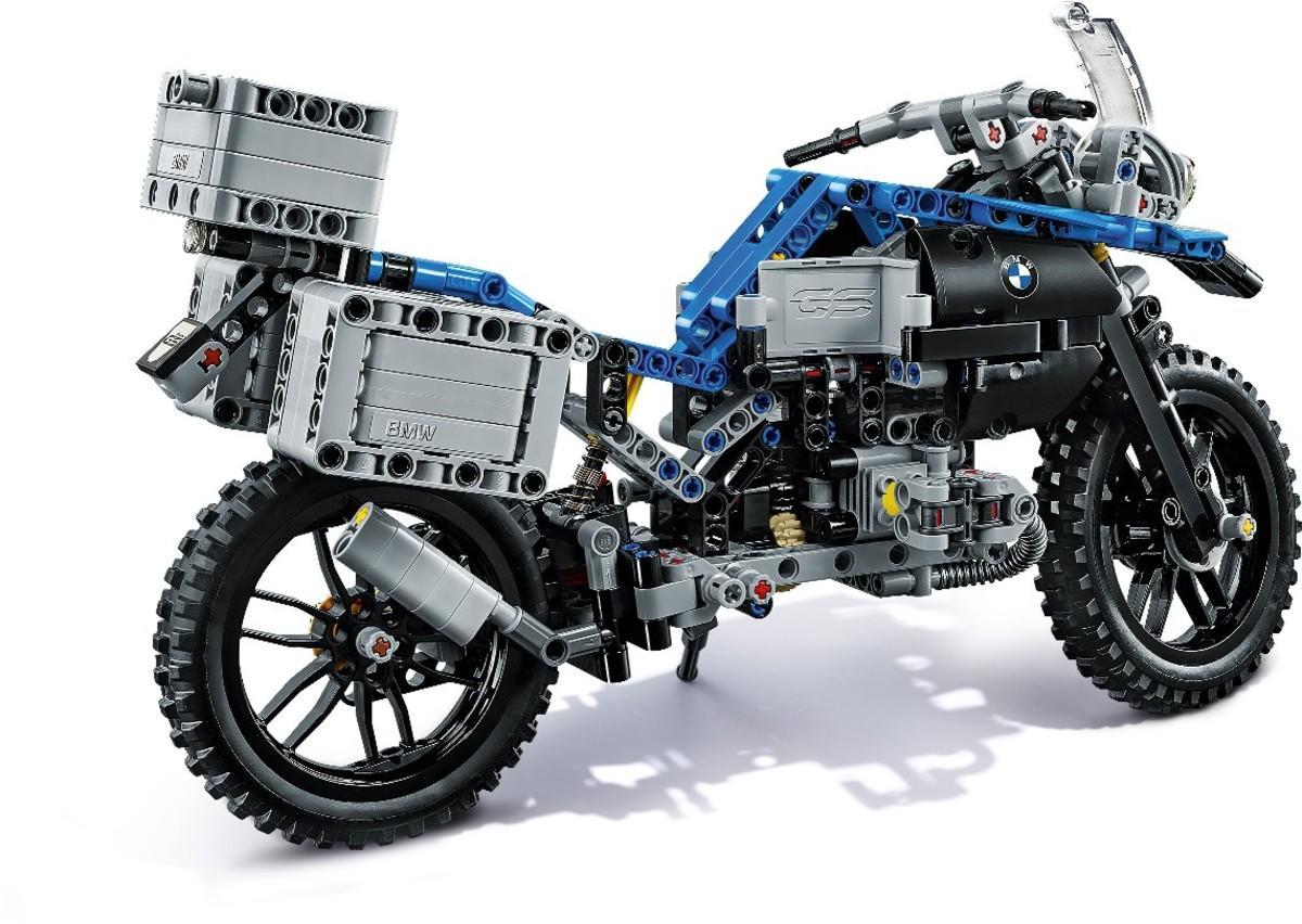 lego technic bmw r 1200 gs adventure lego 42063 kockashop. Black Bedroom Furniture Sets. Home Design Ideas