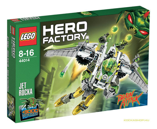 44014 JET ROCKA | Lego HERO Factory