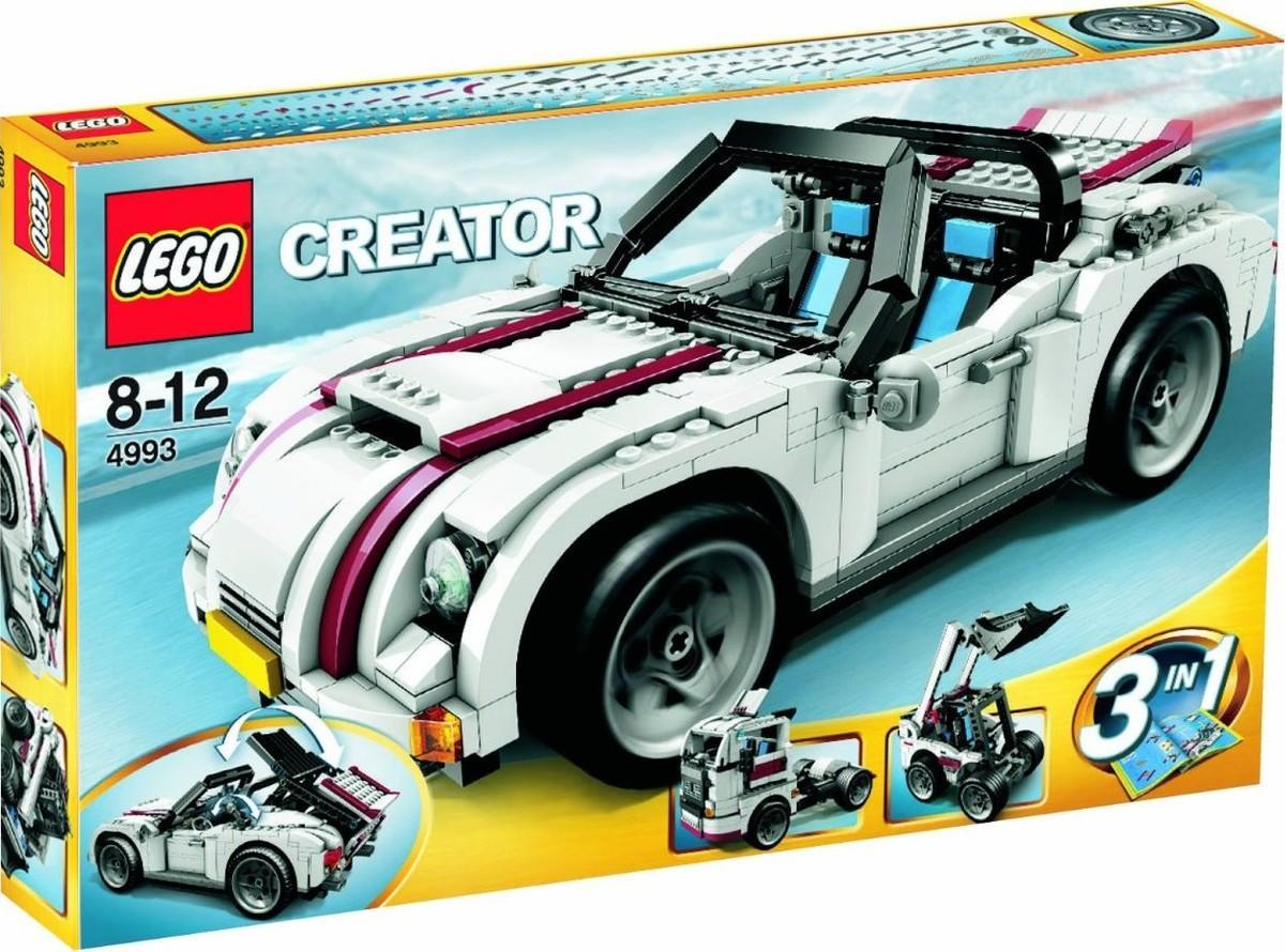 lego creator vag ny aut lego 4993 kockashop. Black Bedroom Furniture Sets. Home Design Ideas
