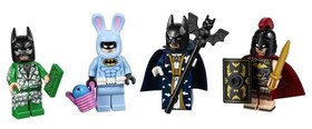 The LEGO Batman Movie Minifigure Collection