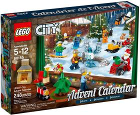 LEGO® City Adventi naptár