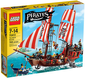 Pirates III. The Brick Bounty