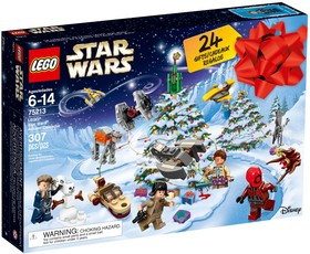 LEGO® Star Wars™ Adventi naptár