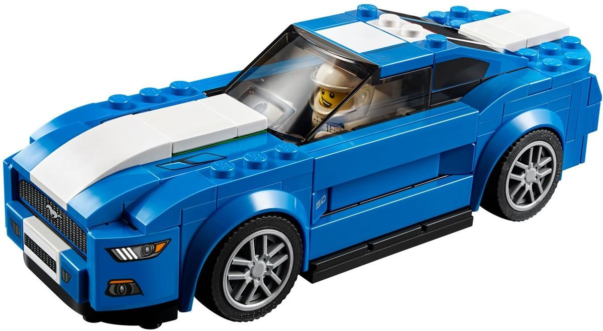 lego speed champions ford mustang gt lego 75871 kockashop. Black Bedroom Furniture Sets. Home Design Ideas