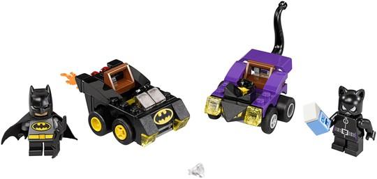LEGO® 76061 - Mini szuperhős szett  Batman™ a Macskanő ellen  b217807dfe