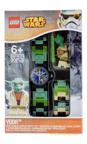 LEGO® 8020295 - STAR WARS Yoda gyermek karóra  0c263a4758
