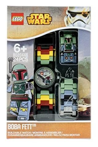 LEGO® 8020448 - Star Wars Boba Fett gyermek karóra  87d4ee8ccf