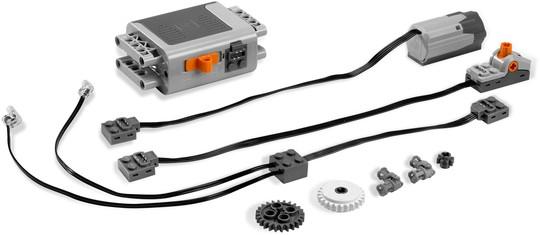 8293 Power Functions motorkészlet | Lego Power Functions