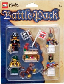 Battle Pack figuracsomag