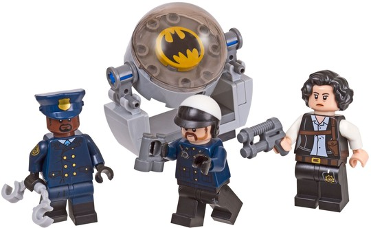 Batman Movie Minifigura csomag