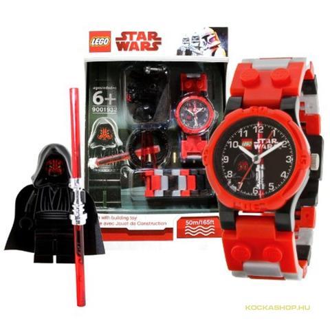 LEGO® 9001932 - STAR WARS Darth Maul gyermek karóra  d91c406df0