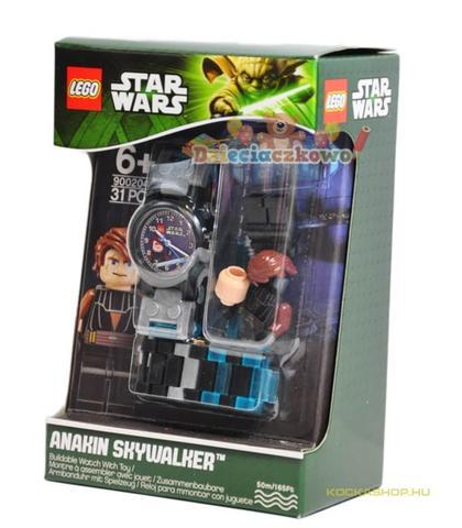 LEGO® 9002045 - STAR WARS Anakin Skywalker gyermek karóra  96d9cc9707
