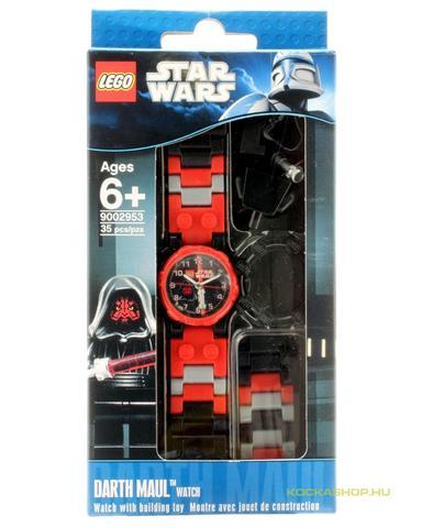 LEGO® 9002953 - STAR WARS Darth Maul gyermek karóra  6ab499aeb5