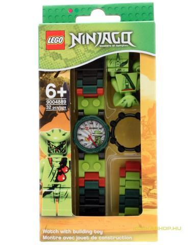 LEGO® 9004889 - Ninjago Lasha gyermek karóra  7a20647995