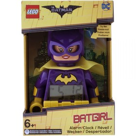 Lego Batman Movie Batgirl ébresztőóra