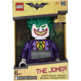 Lego Batman Movie Joker ébresztőóra