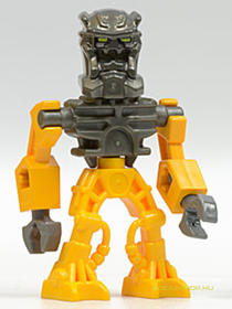 Bionicle Mini - Toa Inika Hewkii
