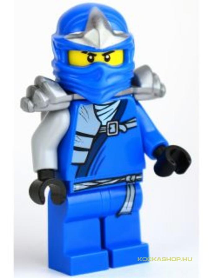 LEGO® Minifigurák Ninjago Jay ZX minifigura páncéllal LEGO