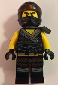 Cole - Sons of Garmadon