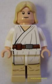 Luke Skywalker Tatooine minifigura