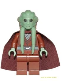 Kit Fisto with Cape