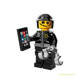 Rossz zsaru minifigura, 71004 The Lego Movie