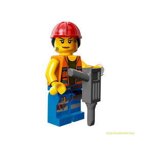 Melós Gail minifigura, 71004 The Lego Movie