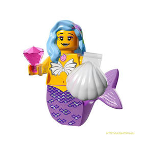 Marsha a sellők királynője minifigura, 71004 The Lego Movie