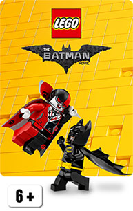 THE LEGO® BATMAN MOVIE™